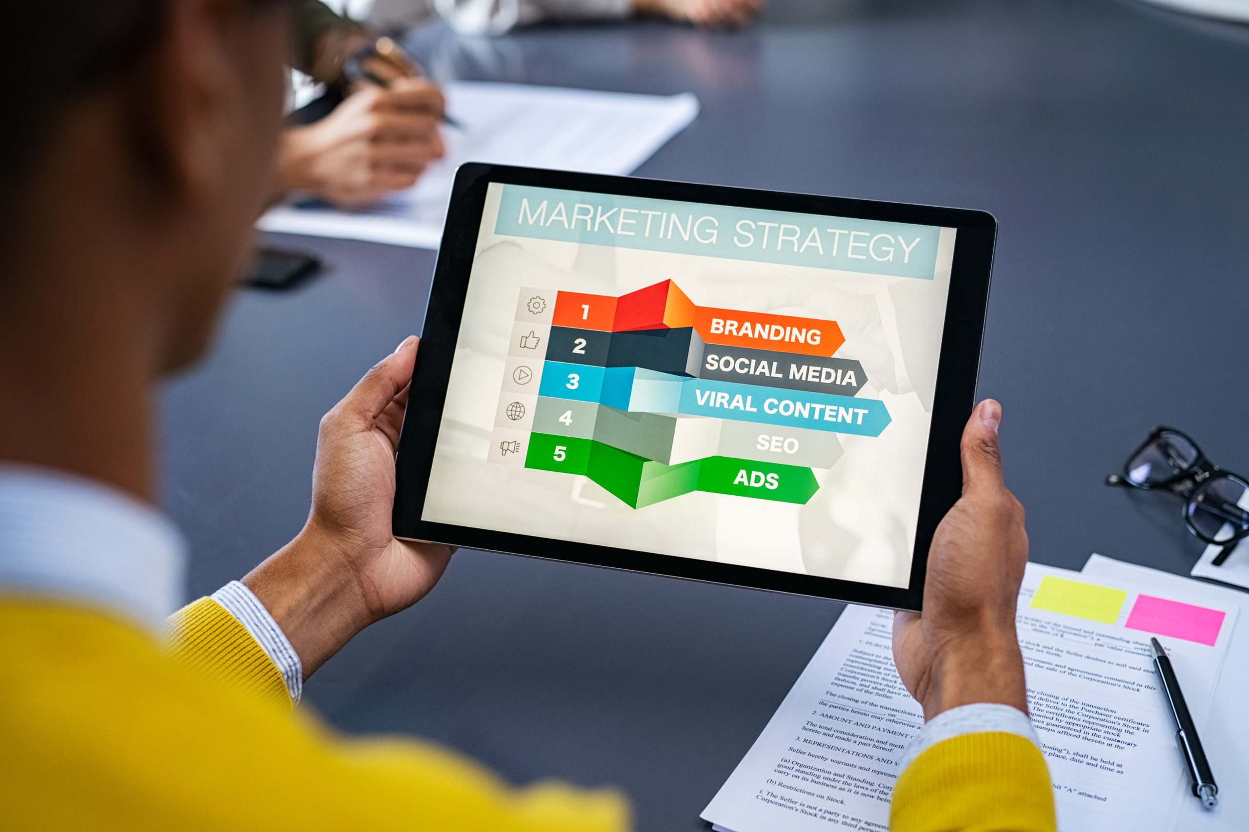 stratégie marketing digitale