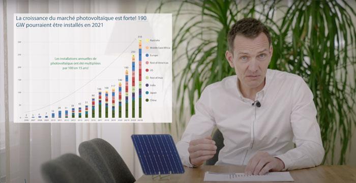 active solar captation live